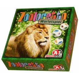 Zooloretto Würfelspiel – Zooloretto kockajáték
