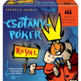 Csótánypóker Royal