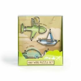 First Wire Puzzle Szett – Járművek