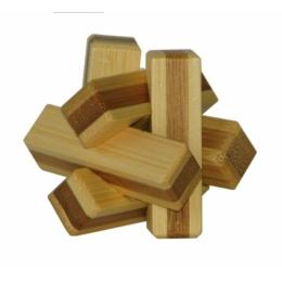 3D Bambusz puzzle - Firewood** 473130