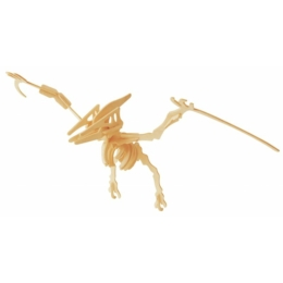 Gepetto's Workshop - Pteranodon- 3D fapuzzle, 473149