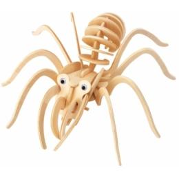 Gepetto's Workshop - Tarantula - 3D fapuzzle