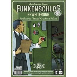 Funkenschlag (Power Grid) 8. kiegészítő: Észak-Európa/Egyesült Királyság & Írország