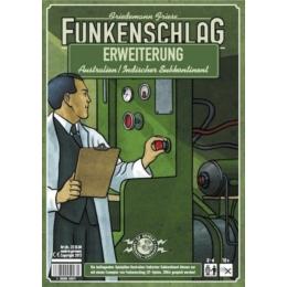 Funkenschlag (Power Grid) 9. kiegészítő - Ausztrália/India