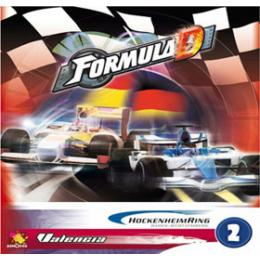 Formula D: új pályák 2 - Hockenheim & Valencia