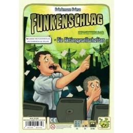 Funkenschlag (Power Grid) 10. kiegészítő - Tőzsde (Die Aktiengesellschaften)