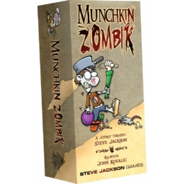 Munchkin Zombik
