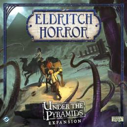 Eldritch Horror: Under the Pyramids kiegészítő