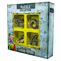 Puzzles collection EXPERT Metal