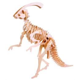 Gepetto's Workshop - Parasaurolophus - 3D fapuzzle, 473179