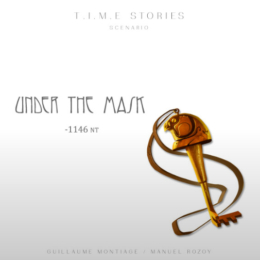 T.I.M.E Stories (Time Stories) – Under the Mask kiegészítő