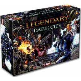 Legendary: Dark City kiegészítő