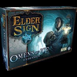 Elder Sign: Omens of Ice kiegészítő
