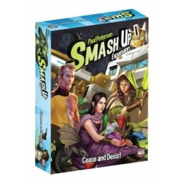 Smash Up: Cease and Desist kiegészítő
