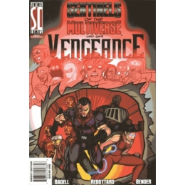 Sentinels of the Multiverse: Vengeance kiegészítő