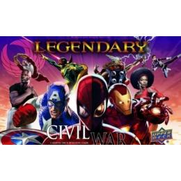 Legendary: Civil War