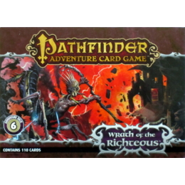 Pathfinder: Wrath of the Righteous - City of Locusts (6. adventure deck)