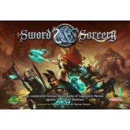 Sword & Sorcery: Immortal Souls alapjáték