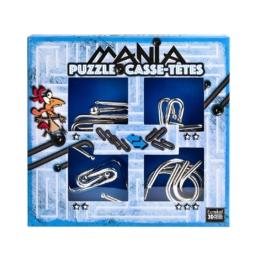 Puzzle Mania - Blue