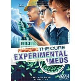 Pandemic: The Cure - Experimental Meds kiegészítő