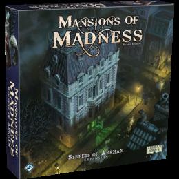 Mansions of Madness 2. kiadás - Streets of Arkham kiegészítő