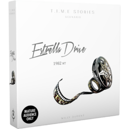 T.I.M.E Stories (Time Stories) – Estrella Drive kiegészítő