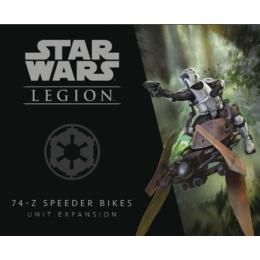 Star Wars: Legion - 74-Z Speeder Bikes unit