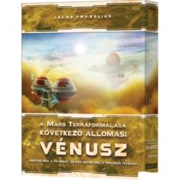 A Mars Terraformálása - Következő állomás: Vénusz kiegészítő