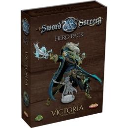 Sword & Sorcery: Victoria Hero Pack