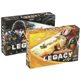 Pandemic: Legacy - 2. évad