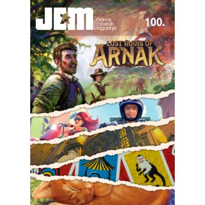 JEM Magazin 100. szám