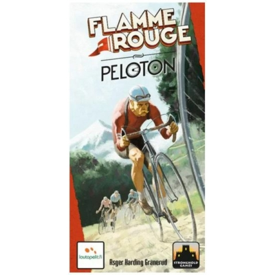 Flamme Rouge: Peloton (angol)