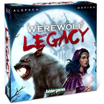 Ultimate Werewolf Legacy