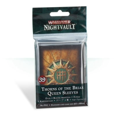 Nightvault: Thorns of the Briar Queen Sleeves