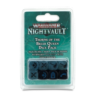 Nightvault: Thorns of the Briar Queen Dice Set