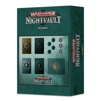 Nightvault: Playmat