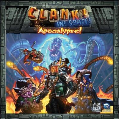 Clank! In! Space! - Apocalypse! kiegészítő