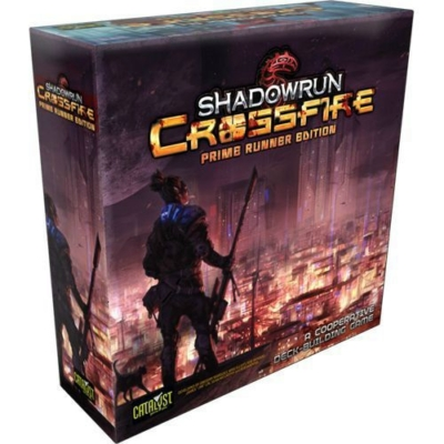 Shadowrun: Crossfire - Prime Runner Edition