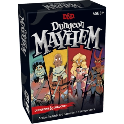 Dungeons & Dragons: Dungeon Mayhem