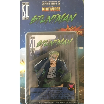 Sentinels of the Multiverse: Stuntman mini kiegészítő