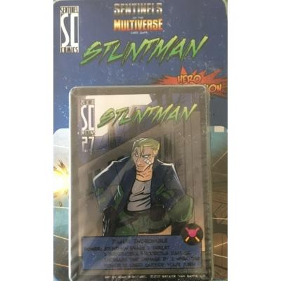 Sentinels of the Multiverse: Stuntman mini kiegészítő