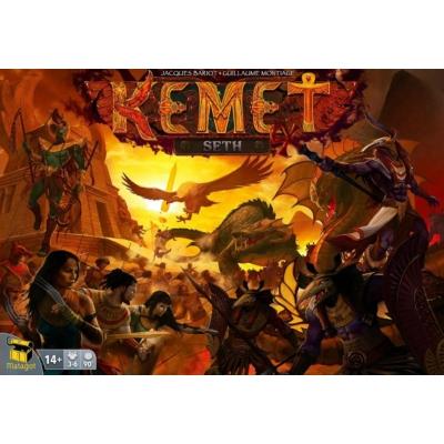 Kemet: Seth kiegészítő