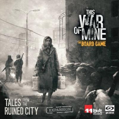 This War of Mine: Tales from the Ruined City kiegészítő
