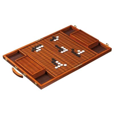 Go készlet (fa koffer) - 3221