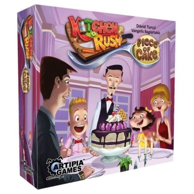 Kitchen Rush: Piece of Cake kiegészítő