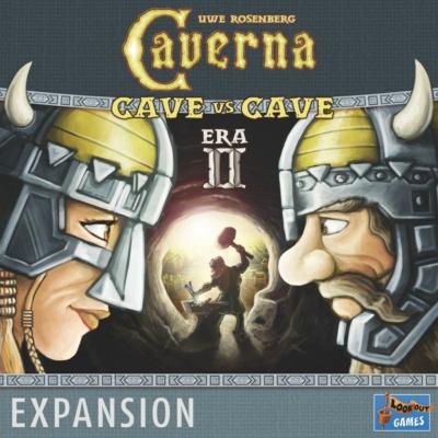 Caverna: Cave vs Cave - Era II: The Iron Age kiegészítő