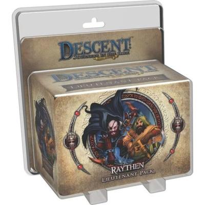 Descent 2nd Edition - Raythen Lieutenant kiegészítő