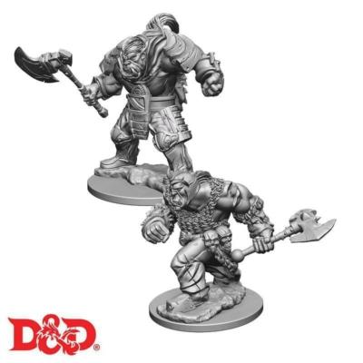 D&D Nolzur's Marvelous Miniatures: Orcs