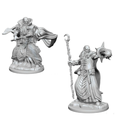 D&D Nolzur's Marvelous Miniatures: Human Wizard Male