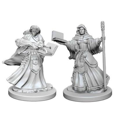 D&D Nolzur's Marvelous Miniatures: Human Wizard Female